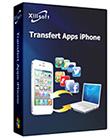 Xilisoft Transfert Apps iPhone