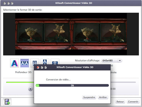 Xilisoft Convertisseur Video 3D pour Mac