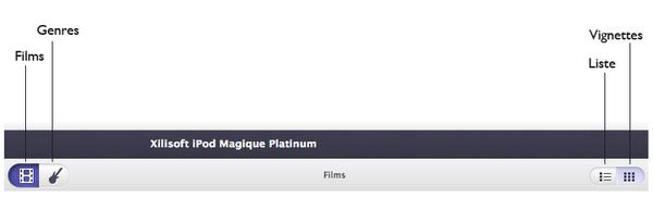 Xilisoft iPod Magique pour Mac