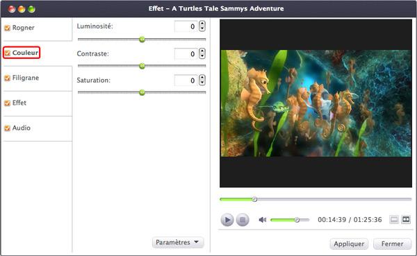 Xilisoft Convertisseur Vidéo pour Mac