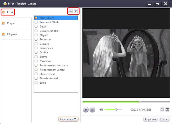 Xilisoft Vidéo en DVD Convertisseur