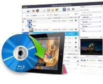 Mac Blu-ray Converter pour iPad