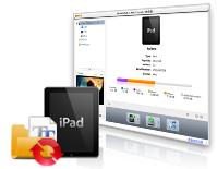 Transfert iPad Mac