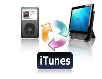 iPod Magique-transfert iphone mac
